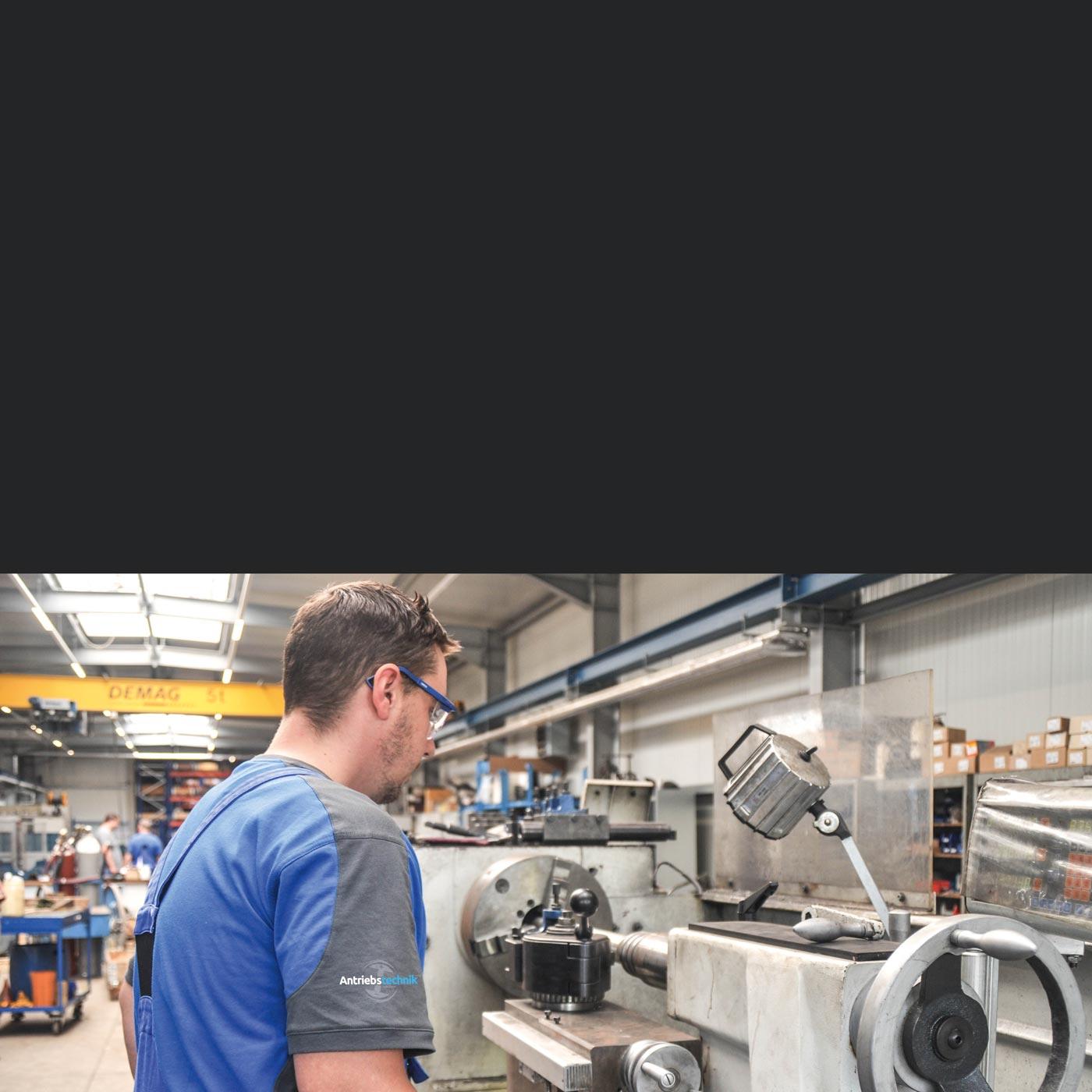 Antriebstechnik Halle GmbH