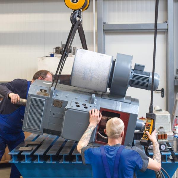 Werkstätte Antriebstechnik Halle GmbH